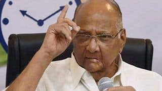 As Cracks Widen in Aghadi Government, Sharad Pawar to Meet NCP Ministers Today