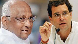 शरद पवार का राहुल गांधी पर निशाना, कहा- भाजपा के ऐसे विकल्प की जरूरत है जो देश में टिक सके