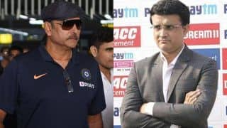 It's Brilliant Chaat And Bhelpuri For Media: Ravi Shastri on Alleged Rift With Sourav Ganguly