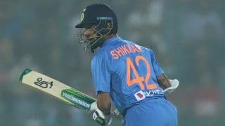 India Should Look Beyond Shikhar Dhawan, KL Rahul Should Open in T20Is: Srikkanth