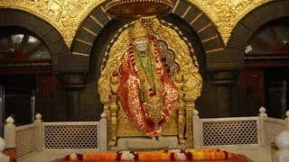 Shirdi Bandh on Jan 19: Sai Temple to Remain Open Tomorrow