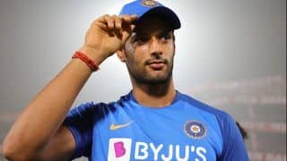 Not an Opportunity to Replace Hardik Pandya But a Chance to do Well For my Country: Shivam Dube