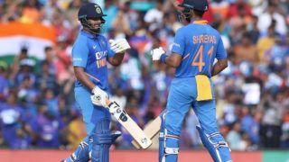 अय्यर-पंत के अर्धशतकों से भारत ने विंडीज को दिया 288 रन का लक्ष्य
