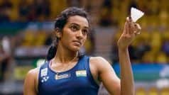 I Don   t Feel That I Am Going Down: World Champion PV Sindhu Ahead BWF Tour Finals