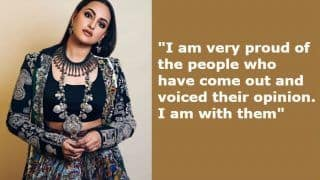 Sonakshi Sinha Supports Anti-CAA Protests, Says This is More Important Than Dabangg 3 Collections