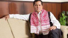 नागरिकता संशोधन विधेयक के विरोध में असम के मुख्यमंत्री सोनेवाल के घर पर हुआ पथराव