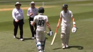 Aus vs nz steven smith responds to booing incident after argument with umpire during boxing day test 3890356
