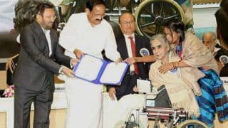 National Film Awards 2019: Surekha Sikri Wins Hearts, Accepts Best Supporting Actress Award in Wheelchair