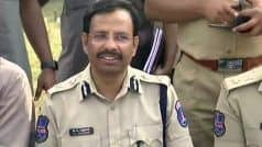 Hyderabad Rapists Encounter: Law Has Done Its Duty, Says Cyberabad Commissioner