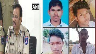 हैदराबादः वेटनरी डॉक्टर से जहां हुआ था रेप, वहीं पुलिस ने चारों आरोपियों को किया ढेर