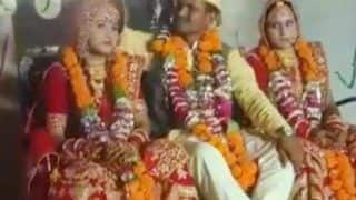 2 Cousin Sisters Marry The Same Man, At The Same Time In Madhya Pradesh Village