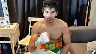 Vijender Singh Ready For Olympic Comeback But Cannot Commit to Formalities