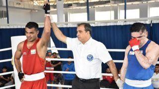 Vikas Krishan, Gaurav Solanki in Eight-Member India Boxing Squad For Olympic Qualifiers