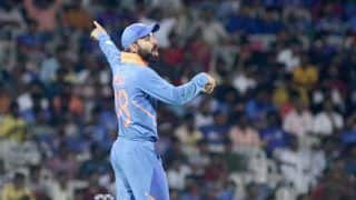 India vs West Indies 2019, 2nd ODI: Kieron Pollard Opts to Bowl; India Bring in Shardul For Dube