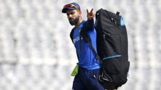 Virat Kohli Captain of Ricky Ponting's Test Team of The Decade