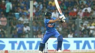 India vs West Indies 3rd T20I: Virat Kohli Becomes First Indian to Score 1000 T20I Runs at Home