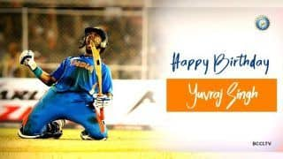 India's World Cup Hero Yuvraj Singh Turns 38 Today, #HappyBirthdayYuvi Trends Worldwide