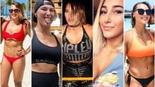 Meet Rhea Ripley - WWE's Latest Superstar in The Making | SEE PHOTOS