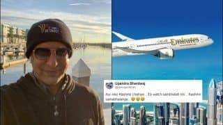 Former Pakistan Great Wasim Akram Posts Message About Lost Watch in Emirates Airline; Twitter Comes up With Hilarious Suggestions | SEE POSTS
