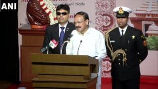 Respect For All Religions Inherent In 'Indian Blood', Says Vice President M Venkaiah Naidu