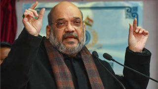 कांग्रेस का अमित शाह से सवाल- दिल्ली को क्यों नहीं बचा पाए?