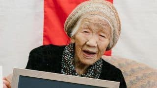 Japan's Kane Tanaka Celebrates Her 117th Birthday, Extends Record Of World's Oldest Person Alive