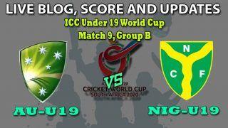 AU-U19 vs NIG-U19 Dream11 Team Prediction Under 19 World Cup 2020