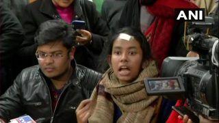 JNU हिंसा: दिल्ली पुलिस ने संदिग्धों में प्रेसिडेंट का नाम बताया, आइशी बोलीं- मैंने कोई हमला नहीं किया
