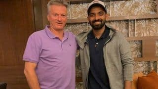 Ajinkya Rahane Heaps Top Praise on Steve Waugh, Says Always Admired Former Australia Captain's Mental Strength