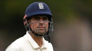 Alastair Cook, Ricky Skerritt Appointed New Members of MCC   s World Cricket Committee
