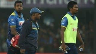 Captain coach and the team manager unanimously decide to not play angelo mathews ashantha de mel 3901978