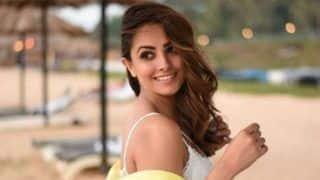 Anita Hassanandani's Sultry Look in White Bralette And Shorts During Solo Goa Trip is Making Fans go Crazy
