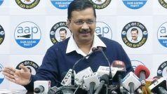 Delhi Assembly Election 2020: घंटों लाइन में लगने के बाद अरविंद केजरीवाल ने दाखिल किया नामांकन