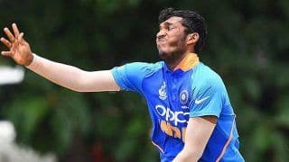 ICC U19 World Cup: Atharva Ankolekar, Ravi Bishnoi Star as India U19 Thrash New Zealand U19 by 44 Runs