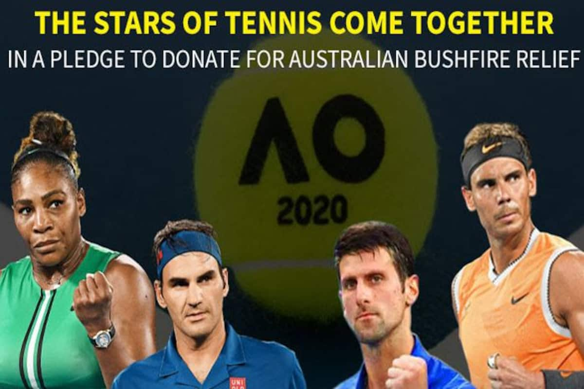 Live Streaming Details For Rally For Relief Federer