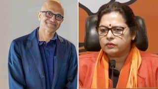 'How Literates Need to be Educated', BJP Hits Back at Satya Nadella Over His Remarks on CAA