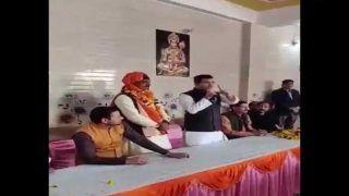 प्रदर्शनकारियों के खिलाफ BJP MP का बयान, वे आपके घरों में घुसेंगे, आपकी बहन- बेटियों से रेप करेंगे