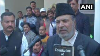 There Can Never be Any Referendum in J&K: PDP Leader And Padma Bhushan Awardee Muzaffar Hussain Baig