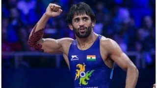 Wrestling: Bajrang Punia Assured of Seeding at Tokyo Olympics, Claims No.2 Spot in Latest World Rankings