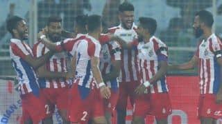 ATK Jumps to The Top of The Table Courtesy Balwant Singh's Last-Gasp Header