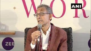 If Opposition Not Strong, Nobody There to Put Government in Check: Abhijit Banerjee at Jaipur Literature Festival