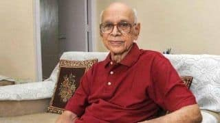 Former India All-Rounder Bapu Nadkarni Passes Away at 86, Sachin Tendulkar Leads List of Condolences