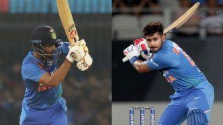 'टीम इंडिया के लिए मैच फिनिश करने की जिम्मेदारी उठा रहे हैं राहुल-अय्यर'