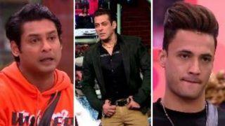 Bigg Boss 13 Weekend ka Vaar: Salman Khan Lashes Out at Sidharth Shukla, Asim Riaz, Gives Them 'Bahar Nikal' Opportunity