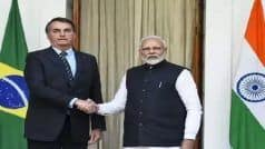 Ahead of R-Day, PM Modi, Bolsonaro Hold Talks; India-Brazil Sign 15 Agreements in Various Fields