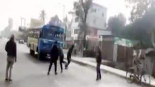 Bharat Bandh: Normal Life Affected in Many States, Bus Vandalised in Cooch Behar