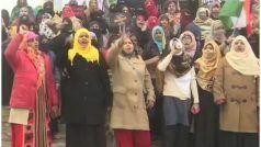 CAA Protest: लखनऊ में विरोध जारी,मशहूर शायर मुनव्वर राणा की दोबेटियों के खिलाफ मुकदमा दर्ज