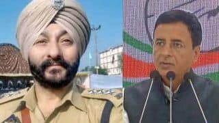 DSP दविंदर के तार जम्मू-कश्मीर या दिल्ली में किससे जुड़े हैं? जांच होनी चाहिए: कांग्रेस