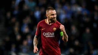 Italy World Cup Winner and Roma Legend Daniele De Rossi Retires Aged 36