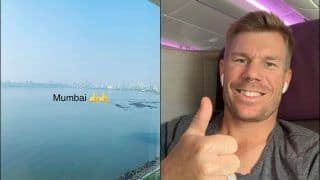 David Warner Looking For Recommendations For Dinner After Landing in Mumbai, India | SEE POST
